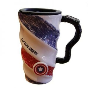 Steve Rogers Mixed Color Mug
