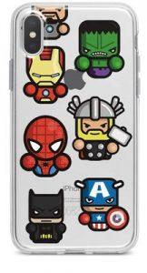 Steve Rogers Apple Super Hero