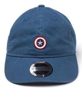 Steve Rogers Baseball Hat