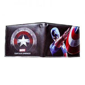 Steve Rogers Men's Wallet