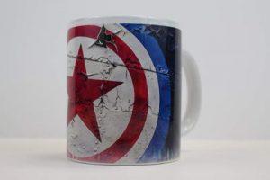 Steve Rogers Ceramic Mug