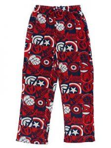 Steve Rogers Fleece Sleep Pants