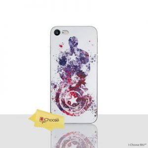 Steve Rogers Gel Cover for Apple iPhone 7