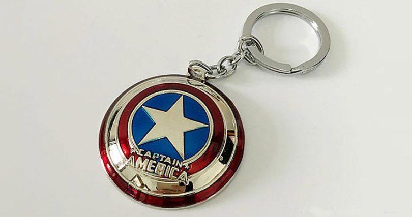 Captain America Keychains