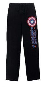 Steve Rogers Logo Pajama Pants