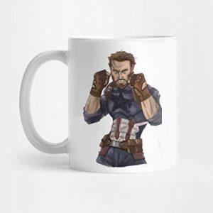 Steve Rogers Infinity War Mug