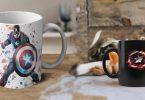 Captain America Mugs