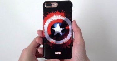 Captain America Phone Cases