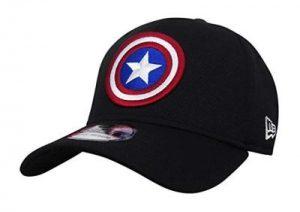 Steve Rogers Black Hat