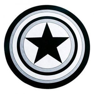 Steve Rogers Shield Carpet