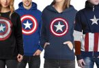 Captain America Sweatshirts