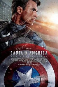 Steve Rogers The First Avenger Posters