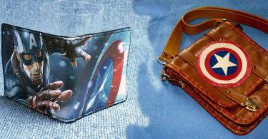 Captain America Wallets