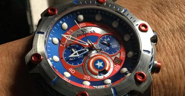 Captain America Watches