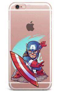 Steve Rogers iPhone 6s Case