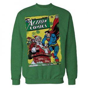 Clark Kent DC Comics Sweatshirt