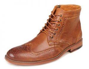 Jensen Ackles Classic Brogue Boots