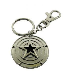 Decent Rogers Keychain