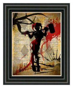 Margot Robbie Art Print