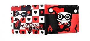 Margot Robbie Cartoon Wallet