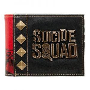 Margot Robbie Metal Wallet