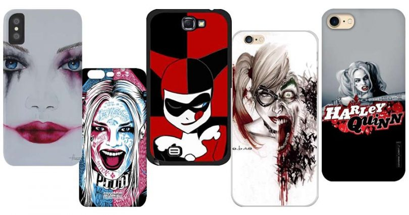 Harley Quinn Phone Cases