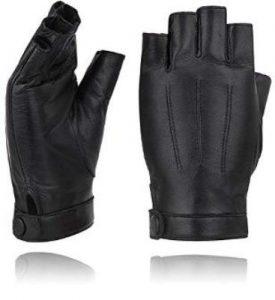 Hera Hilmar Fingerless Gloves
