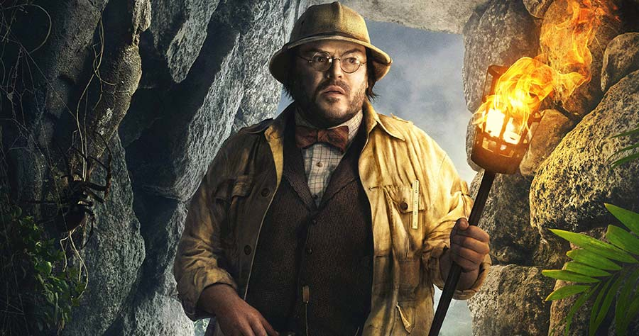 Ultimate Guide To Transform Into Jack Black By Wearing Professor Shelly  Oberon Costume