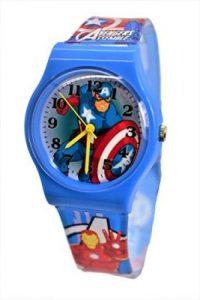 Marvel Avengers Steve Rogers Watch For Children