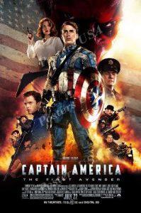 Steve Rogers Captain Marvel Posters