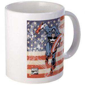 Steve Rogers Mug