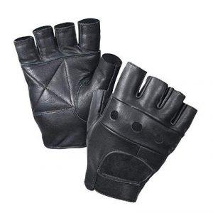 Karen Gillan Leather Fingerless Gloves