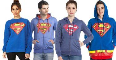 Superman Sweatshirts