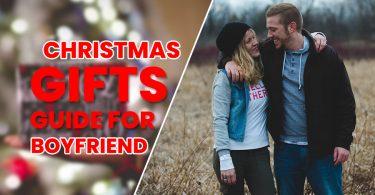 Christmas Gift Guide For Partner