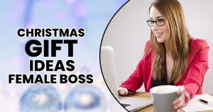 Christmas Gift For Lady Boss