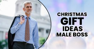 Christmas Gift For Male Boss