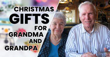 Christmas Gifts for Grandma and Grandpa