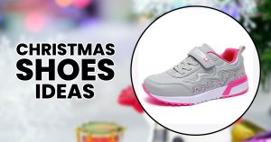 Christmas shoes for Kids