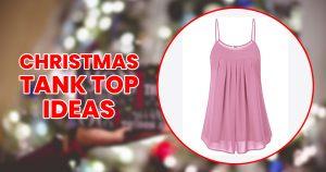 Christmas tank tops for sister