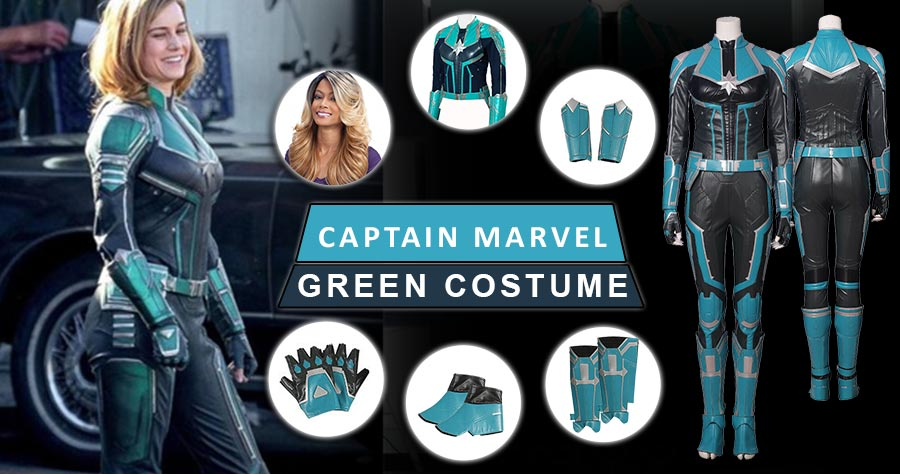 Top 5 Carol Danvers Captain Marvel Costume Of 2019 The colors are vibrant, the tulle is soft and billowy, and the fitted cut is a bonus. usa jacket