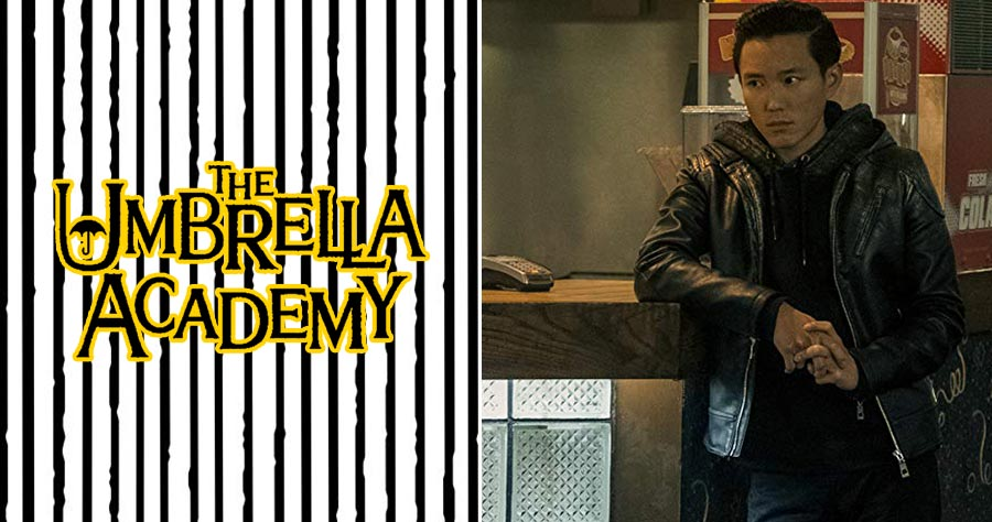 umbrella academy ben
