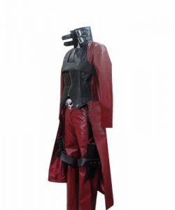 Depict The Amazing Character With Devil May Cry Dante Costume
