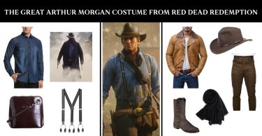 The Great Arthur Morgan Costume from Red Dead Redemption