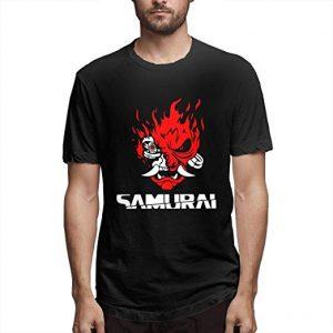 Samurai Character V Samurai Shirt