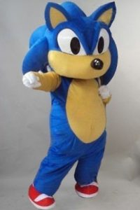 Diy Sonic The Hedgehog Costume For Kids And Adult