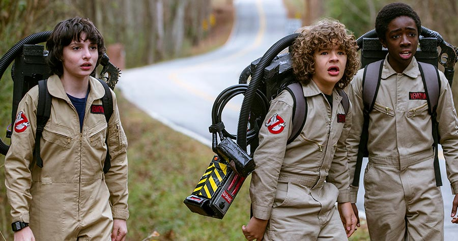 5 Steps To Get Your Stanger Things Ghostbusters Costume Ready