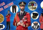 Captain Obvious Complete Costume