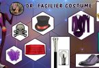 Dr. Facilier Costume