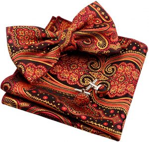 Party Bow Tie, Handkerchief