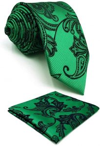 Joker 2019 Green Necktie